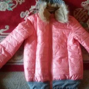 Other - Furlined coat